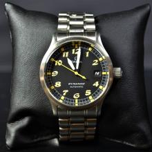 Automatic wristwatch OMEGA dynamic, completely made of steel. With calendar. Very good condition....