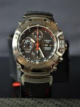 Automatic Chronograph TISSOT, limited edition No. 9922009. With days and dates display. With a...
