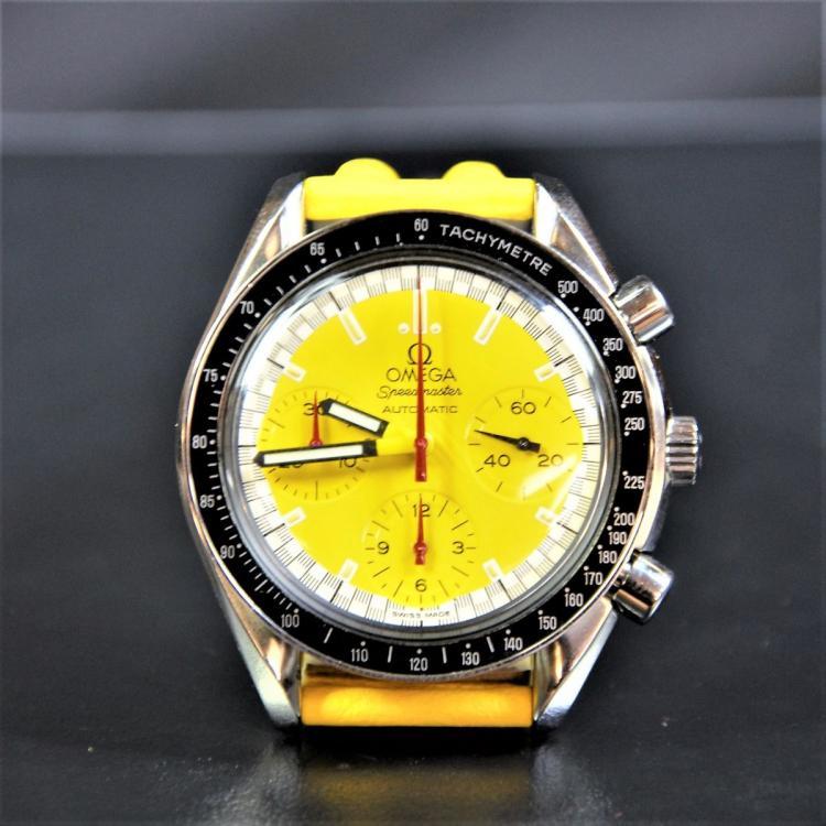 pin clock watch omega - photo #9