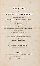 Badnall (Richard) - A Treatise on Railway Improvements...,
