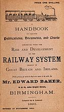 Baker (Edward) - A Handbook to various Publications, Documents, and Charts connected with the