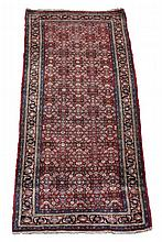 A Joshagan carpet, approximately 150 x 337cm