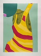 Gary Hume (b.1962) - London Fields
