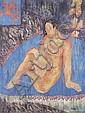 DDS. Renos Loizou (b. 1948) Homage to Gauguin Oil, Renos Loizou, Click for value