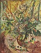 Olga Lehmann (1912-2001). Autumn still life, Oil, Olga Lehmann, Click for value