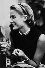 Edward Quinn (1920-1997) - Grace Kelly, Cannes, 1954