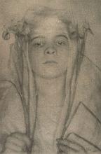 Herbert French (1872-1942) - Iris, 1909