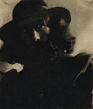 Robert Demachy (1859-1936) - A Model, 1906