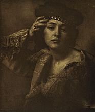 F. Benedict Herzog (1859-1912) - Marcella, 1905