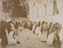 Felix Bonfils (1831 -1885) - Jerusalem, ca.1880
