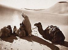 Rudolf Lehnert (1878-1948) & Ernst Landrock (1878- - North African Portraits and Landscapes, ca1900