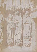 Henri Le Secq (1818-1882) - Chartres; Amiens, 1852