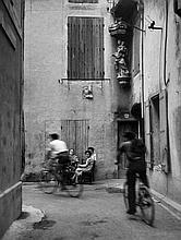 Willy Ronis (1910-2009) - Bollène, 1954
