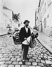 Eugène Atget (1857-1927) - Marchand Abat-Jours, 1899-1900
