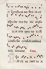 Choirbook. - 4 ff.