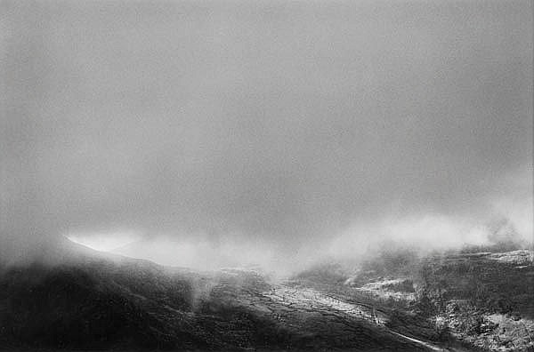 ARR John Davies (b.1949). Dingle Peninsula, Co.Kerry, Ireland, 1979. Gelatin silver print, signed in