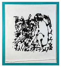 Gary Hume (b. 1962) - Monkey Man, 1996