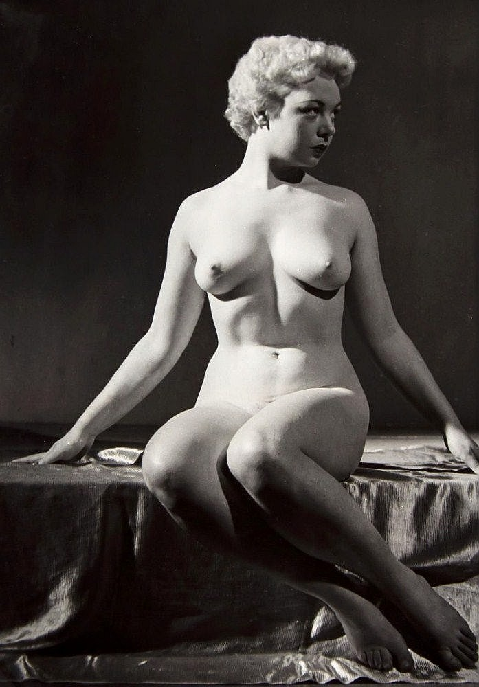 Stephen Glass (active 1940s) - A Collection of Nudes, 1940s