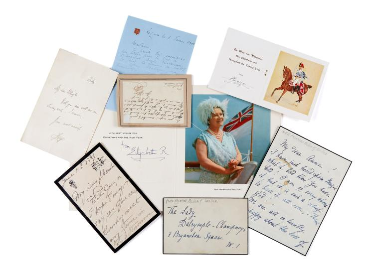 letter envelope format autograph collection royalty collection of letters enve 1759