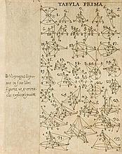 Apollonius Pergaeus . Elementa conica Apollonii Paergei et Archimedis opera...