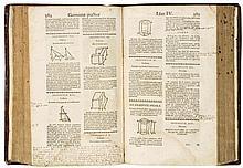 Dechales (Claude François Milliet) - Cursus seu Mundus Mathematicus,