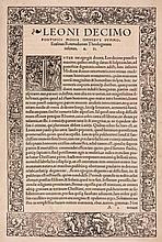New Testament, Greek & Latin. Joannes Frobenius Candido Lectoris s.d