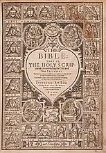English. The Bible: That is the Holy Scripture conteined in the Old and New...