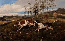 Henry Thomas Alken (1785-1851) - Partridge Shooting