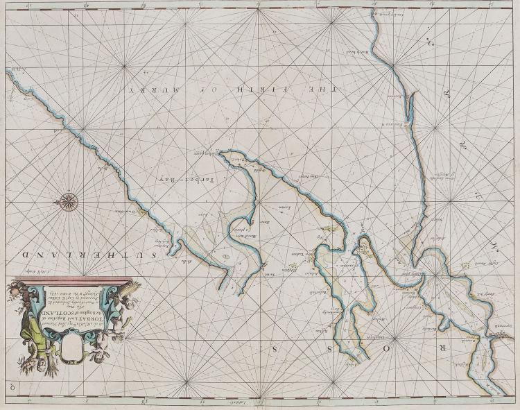 Morris (William) - Chart of St George's Channel,