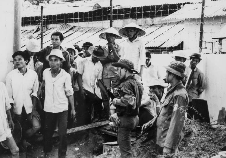 Photographers unknown - Vietnam War, 1960s