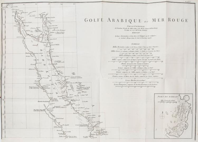 Anville -  Memoires sur l'Egypte ancienne et moderne, suivis d