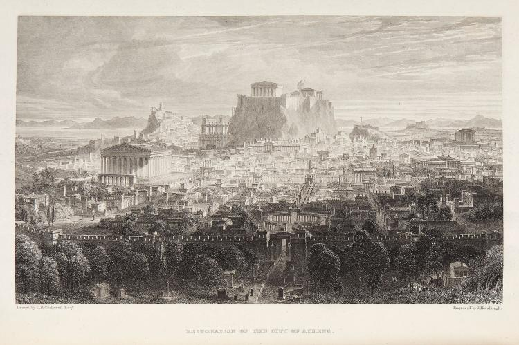 Williams (H.W.) - Select Views in Greece,