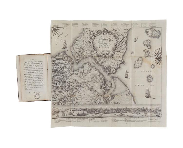[Calvert (Frederic)], 6th Baron Baltimore. - A Tour to the East, In the Years 1763 and 1764.