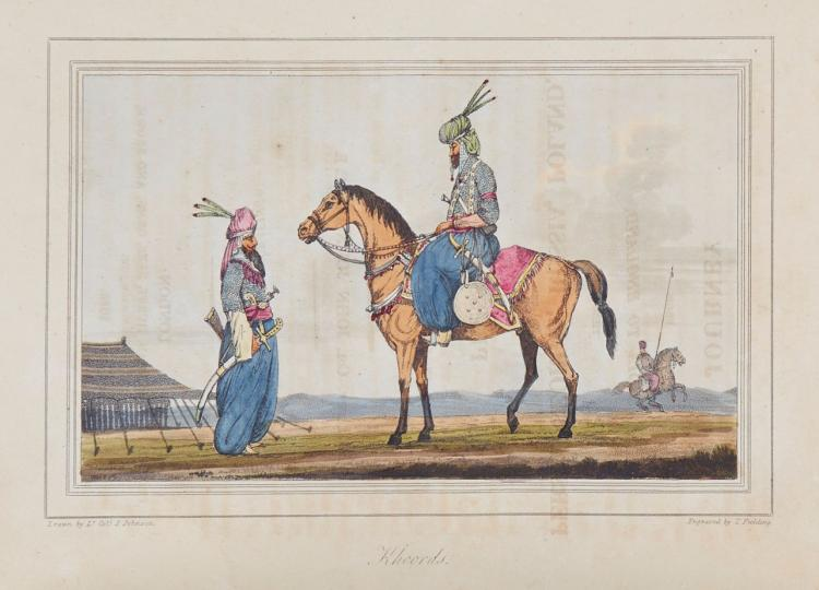 Johnson (John) - A Journey from India to England,