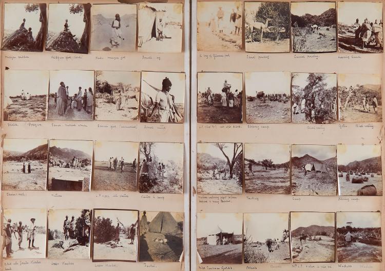 Horsbrugh (Charles Bethune) - Expeditionary album of ethnography and ornithology,