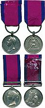 A Pleasing Peninsula Campaign & Waterloo Medal Pair awarded to Sergeant...