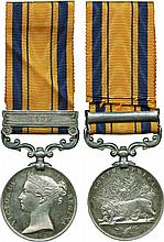 A Rare Isandhlwana Casualty Medal awarded to Sergeant William Allen