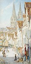 Thomas Matthews Rooke (1842-1942), Chartres from