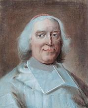 Robert Pine (fl. 1740), Andre-Hercule, cardinal de