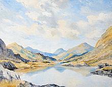 DDS. Desmond Kenny (b. 1956), An Irish landscape,