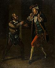 Collet (John) - The Butcher and the Frenchman,