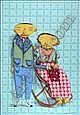 Os Gemeos (Brazailian, b.1974) O Pintor de Trens,, Os Gemeos, Click for value