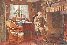 Henry Spernon Tozer (1864-1940). Sunday rest.