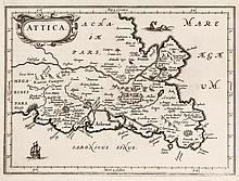 Laurenberg (Johannes) - Græcia Antiqua,