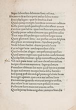Politianus (Angelus) - Silva cui titulus Rusticus,