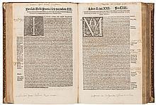 Livius (Titus) - [Historiarum ab urbe condita],