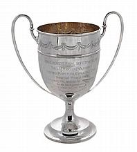 The J. T. Wright Memorial Perpetual Challenge Cup