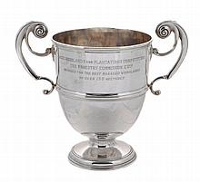 The Woodlands and Plantations Competion: The Forestry Commission Cup