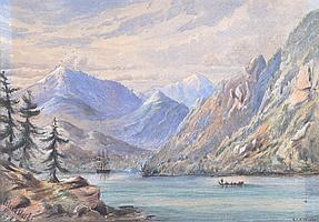 Captain Foley Vereker (19th century) The crew