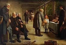 James Hayllar (1829-1920) - Mabel's pensioners